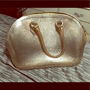 Furla designer jelly bag